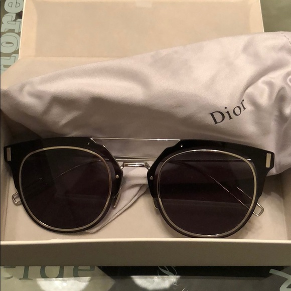 b10dcbdc340c Dior Accessories - Christian Dior Composit Sunglasses